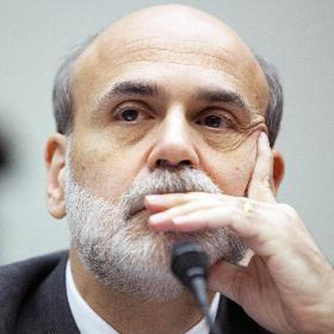 Ông Ben Bernanke sẽ tiếp tục đứng đầu Ngân hàng Trung ương lớn nhất thế giới