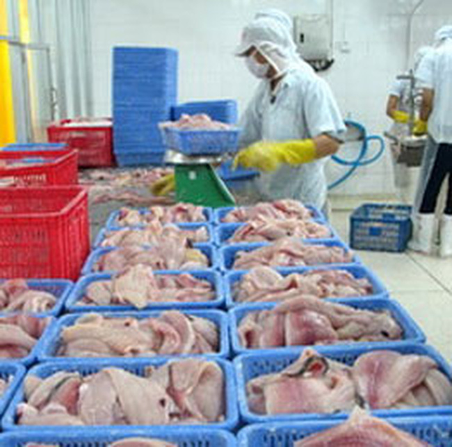 Thuỷ sản được mùa xuất khẩu