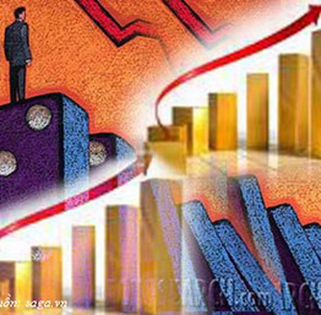 Cổ phiếu thép và thủy sản kéo VN-Index tăng nhẹ vào cuối phiên