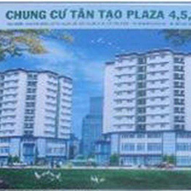 ITA: Động thổ Tân Tạo Plaza 4-5-6