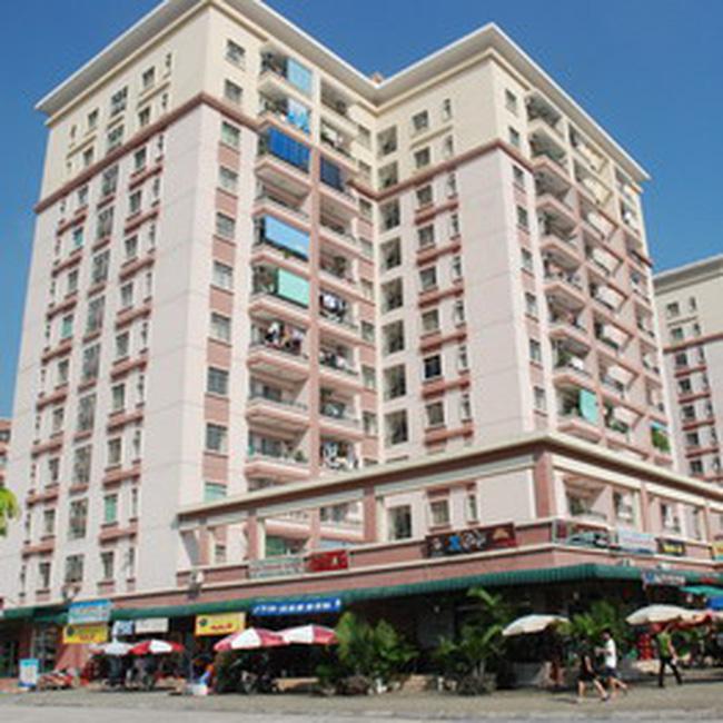Hà Nội xây dựng 15.500 căn hộ cho người thu nhập thấp