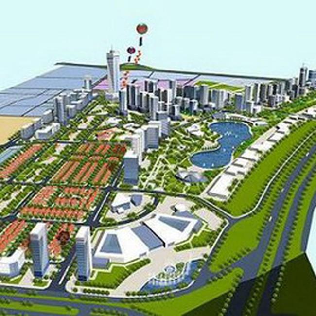 Hà Nội: 2,57 tỷ USD cho Khu đô thị mới Splendora