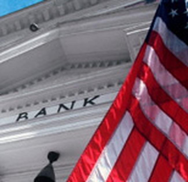 Nước Mỹ đã đóng cửa 84 ngân hàng