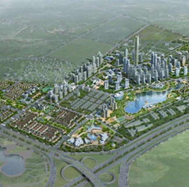 Đổi tên cho khu đô thị 2,5 tỷ USD