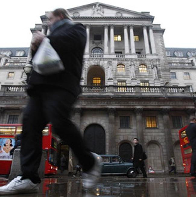 Thị trường nhà đất Anh bắt đầu hồi phục theo hình chữ V