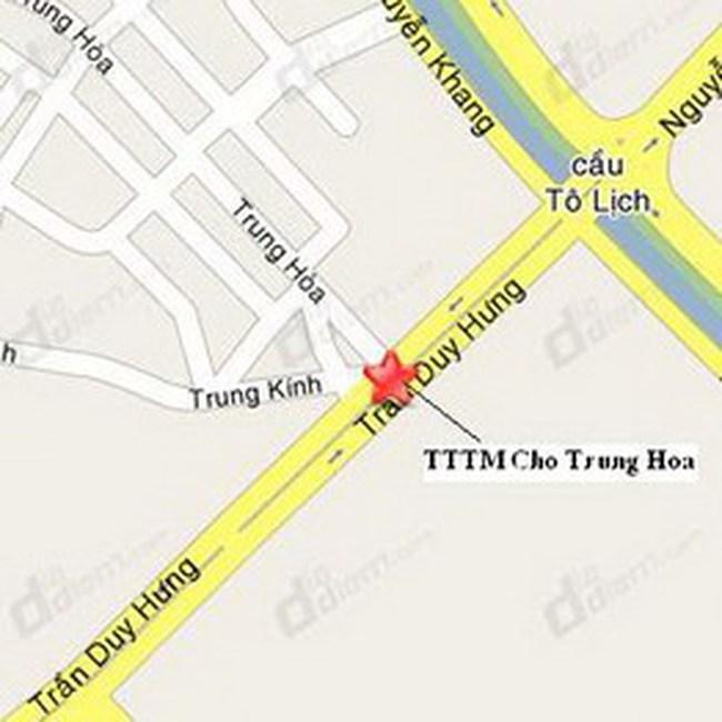 Thêm dự án Tổ hợp nhà ở, văn phòng, thương mại khu Trung Hòa – Nhân Chính