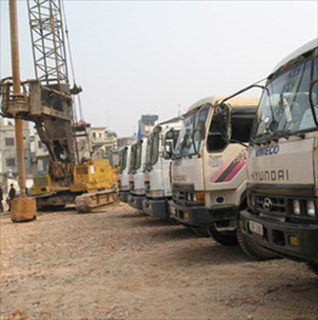 VMC: Trúng thầu thi công tại dự án thủy điện Kon Tum