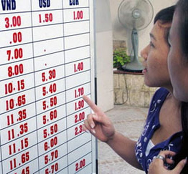 Khách Việt Nam thích ngân hàng có lãi suất cao