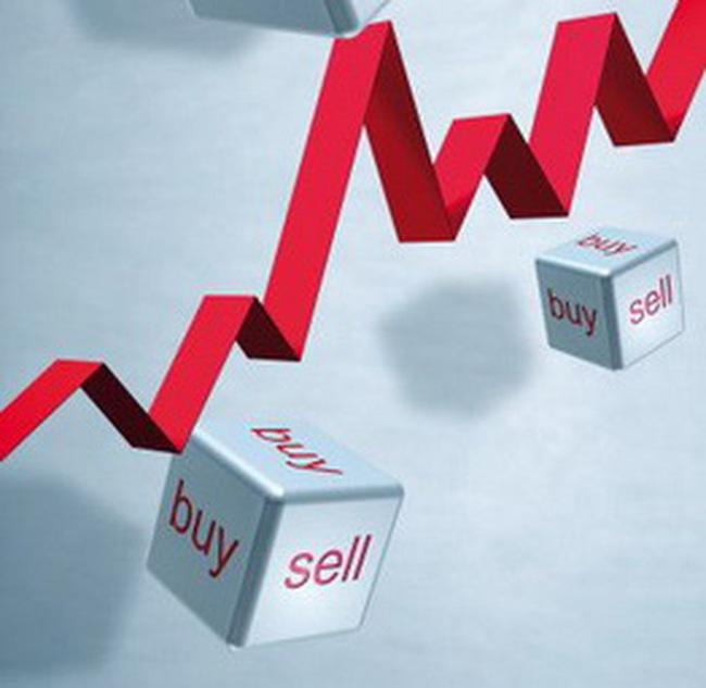 Khối ngoại bán mạnh nhóm cổ phiếu tài chính và bất động sản