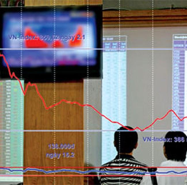 Tháng 11, chứng khoán rơi vào vòng xoáy điều chỉnh?