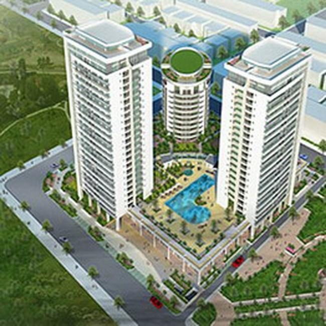 Coteccons trúng thầu H18 Riverpark Residence, gói thầu trị giá 350 tỷ đồng