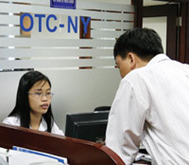 OTC: Săn cổ phiếu sắp chào sàn