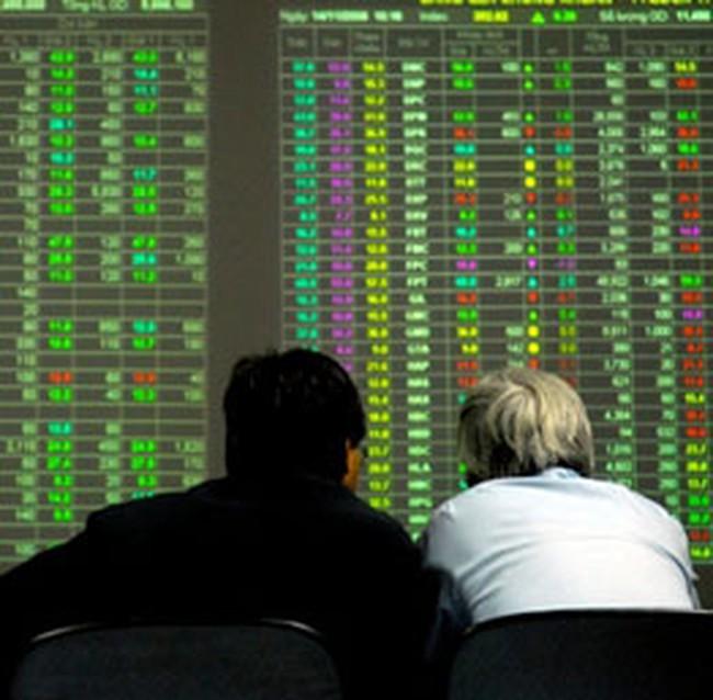E ngại cổ phiếu thị giá cao