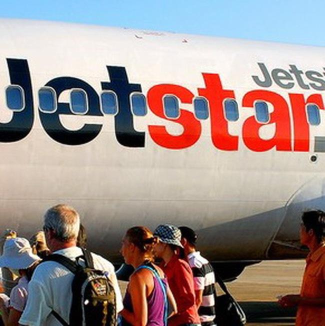 """""""Jetstar Pacific nên có biểu tượng mới trước tháng 10/2010"""""""