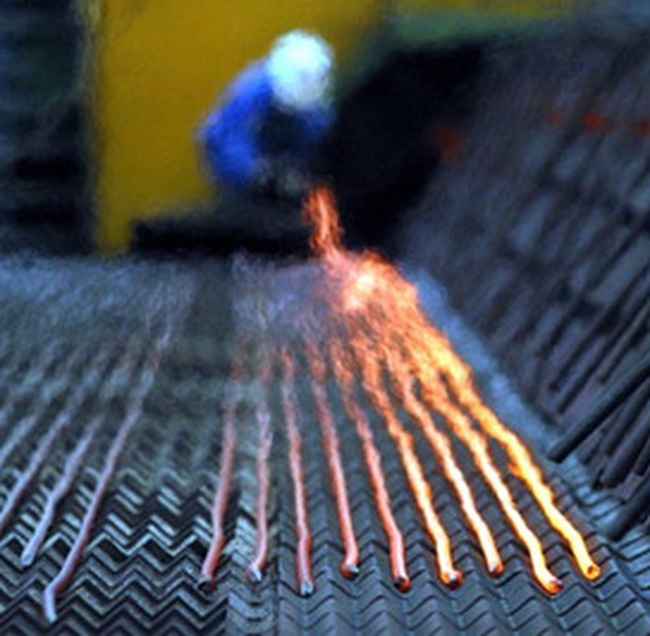 Sẽ khởi động lại dự án luyện cán thép Dung Quất