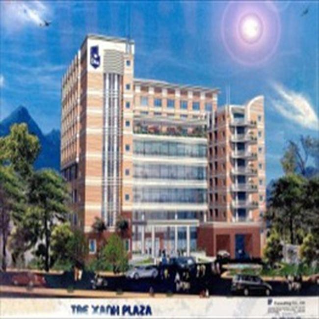 CTC: Đầu tư xây dựng Tre Xanh Plaza giai đoạn 2