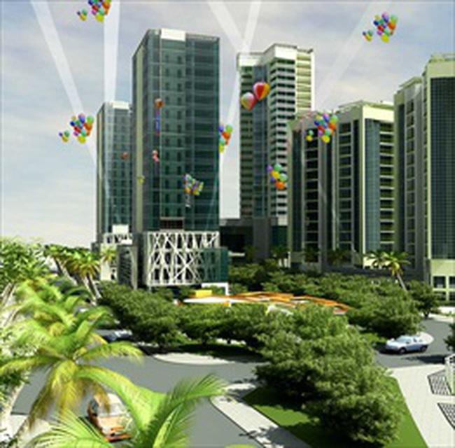 Hà Nội được triển khai 4 khu đô thị mới