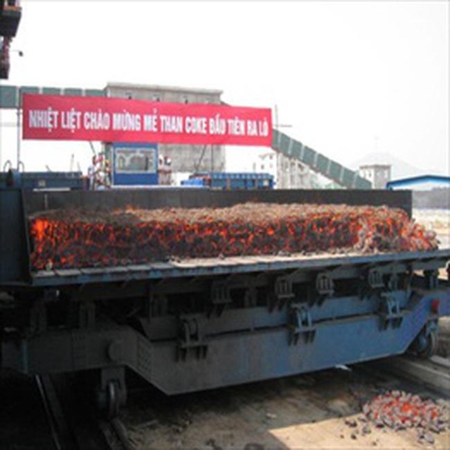 HPG: xây dựng giai đoạn 2 Nhà máy than cốc