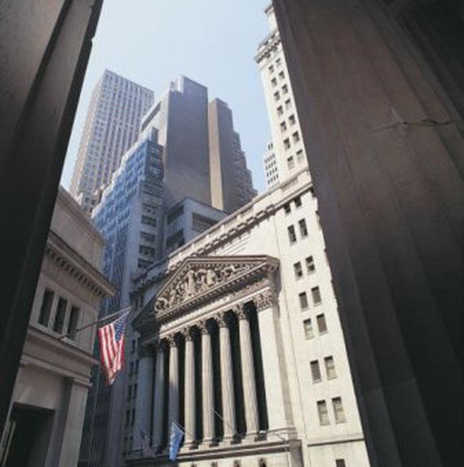 Dow Jones tăng mạnh, lấy lại mốc 10 nghìn điểm