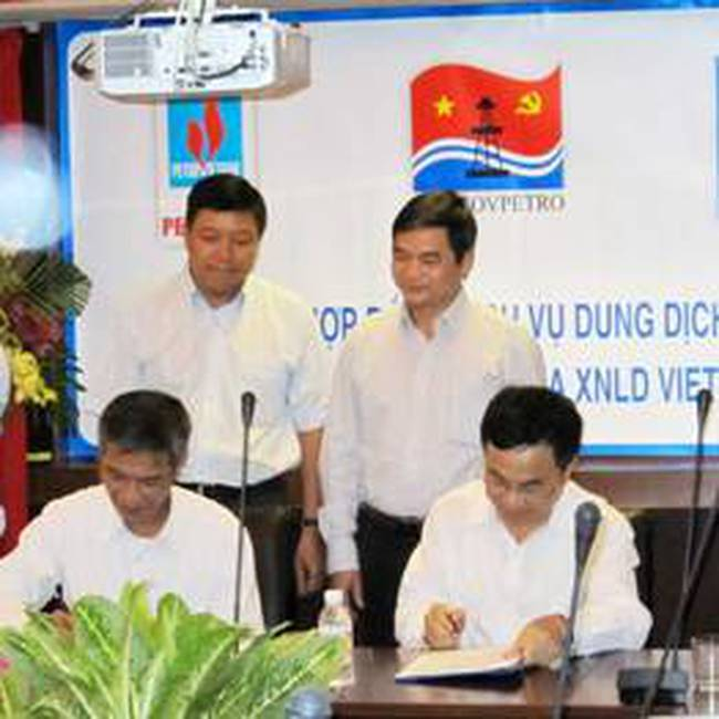 PVC: Ký hợp đồng cung cấp dung dịch khoan trị giá 3 triệu USD cho dự án Nam Rồng Đồi Mồi