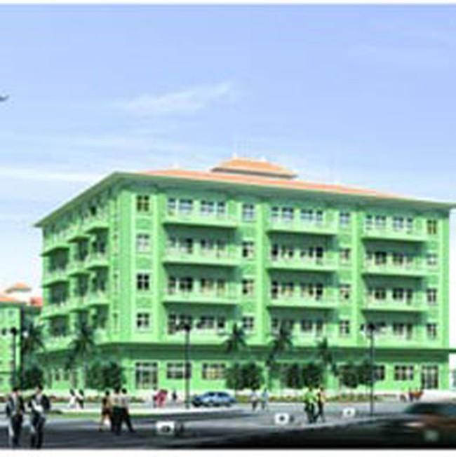 ViglaceraLand xây dựng nhà ở cho công nhân Canon Việt Nam
