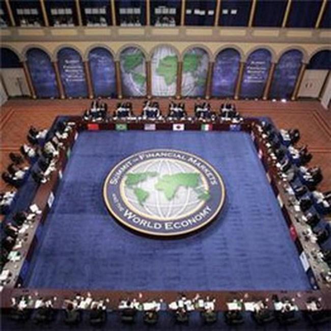 G 20 duy trì gói kích thích kinh tế 1.000 tỷ USD
