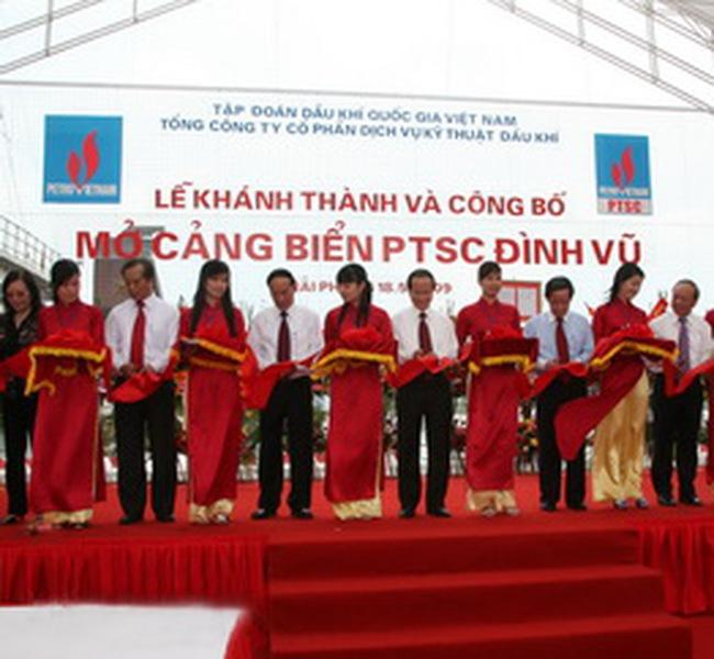 PTSC Đình Vũ chính thức giao dịch trên Upcom từ 10/11