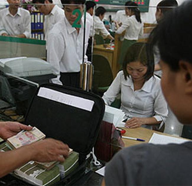 Lợi nhuận ngân hàng không đột biến