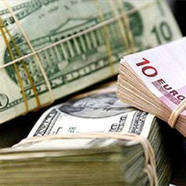 Lãi suất bình quân liên ngân hàng: VND giảm, USD tăng