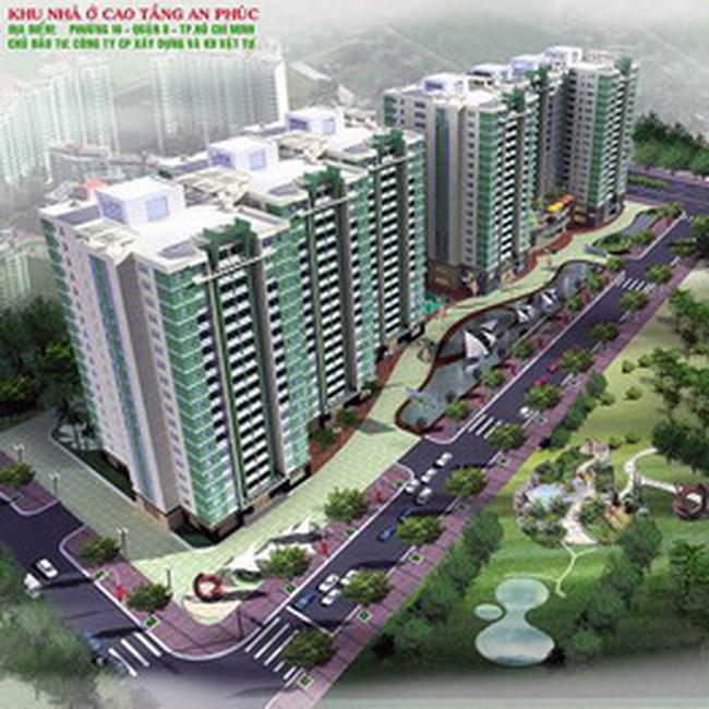 SC5 và CNT hợp tác đầu tư xây dựng Dự án chung cư An Phúc 750 tỷ đồng