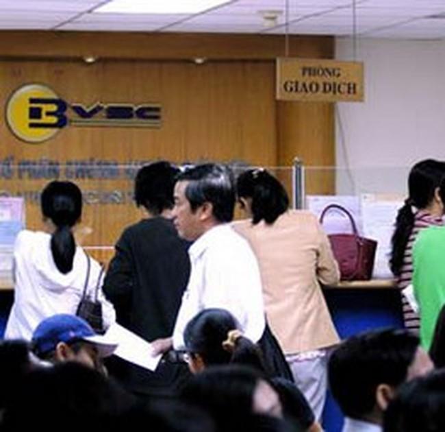BVS: Ngày 20/11 chốt danh sách cổ đông nhận cổ phiếu thưởng