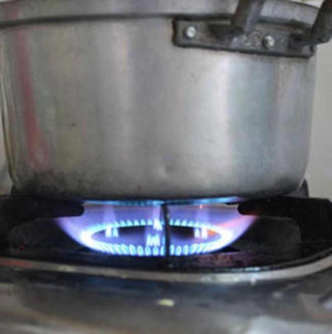Gas tăng 5.000 đồng/bình 12 kg