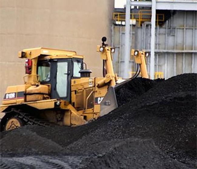 Giảm dần xuất khẩu than