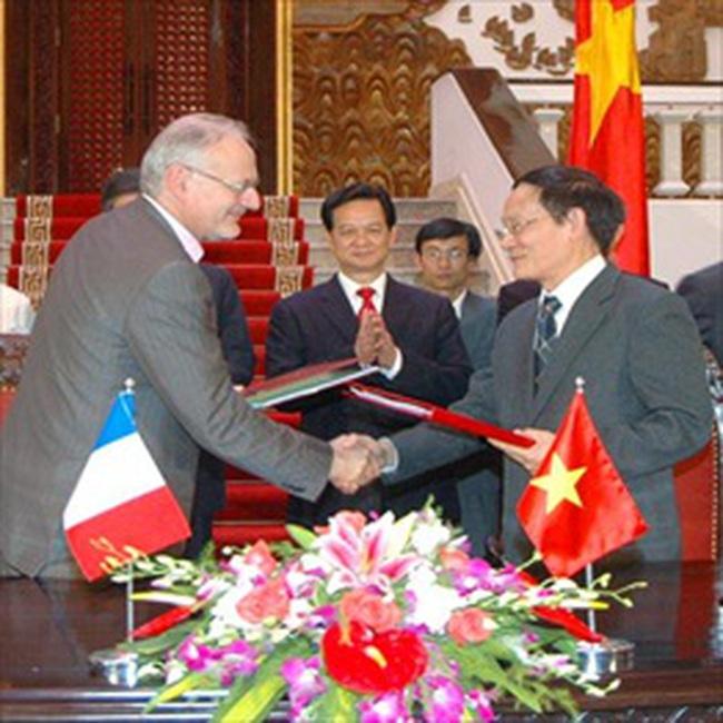 Cơ quan Phát triển Pháp tài trợ 30,5 triệu Euro cho Việt Nam