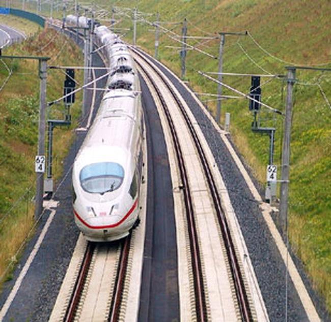 Đường sắt cao tốc Bắc-Nam: Đầu tư chủ yếu từ vốn Nhà nước