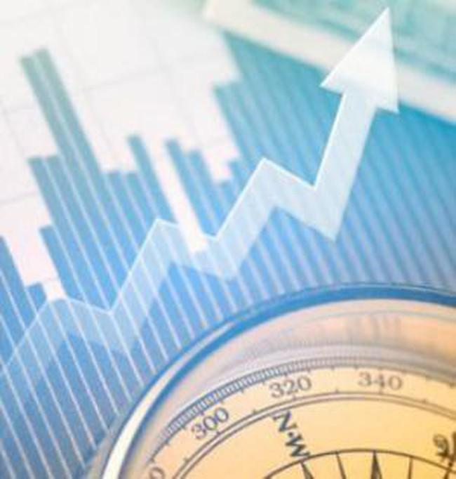 10h6: VN-Index tăng điểm trở lại