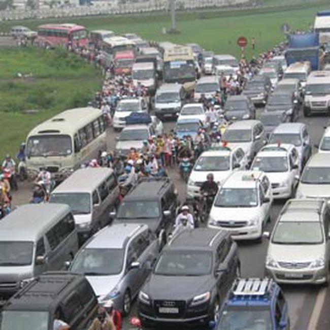 TP.HCM quyết thu phí xe ôtô đi vào trung tâm