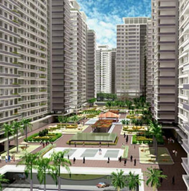 Bốc thăm mua căn hộ chung cư Lê Văn Lương Residentials đợt 2