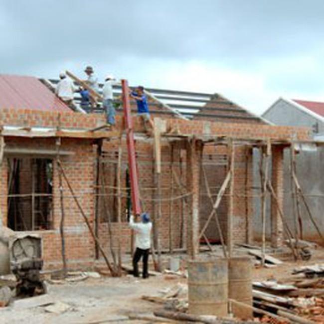 Dự kiến từ 1/2010: Xây nhà ở riêng lẻ phải thông báo cho cả hàng xóm