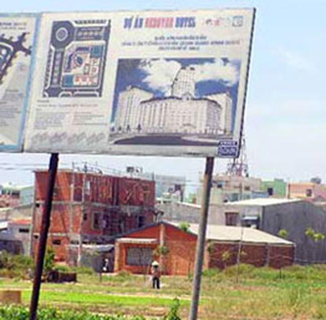 Giao dịch đất nền tại Hà Nội đã chững lại