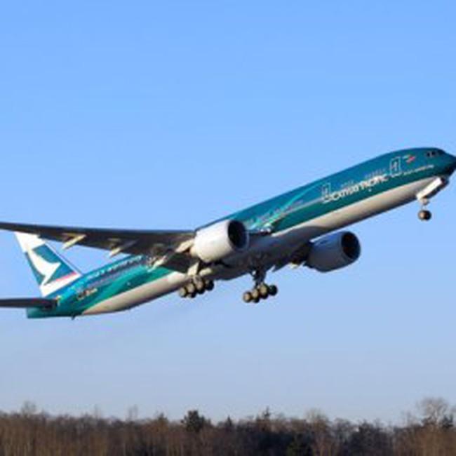 """Hãng hàng không Cathay Pacific: """"Thị trường Việt Nam đang phát triển"""""""