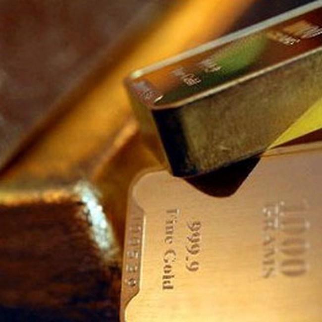 Vàng tăng 150.000 đồng lên 27,25 triệu đồng/lượng
