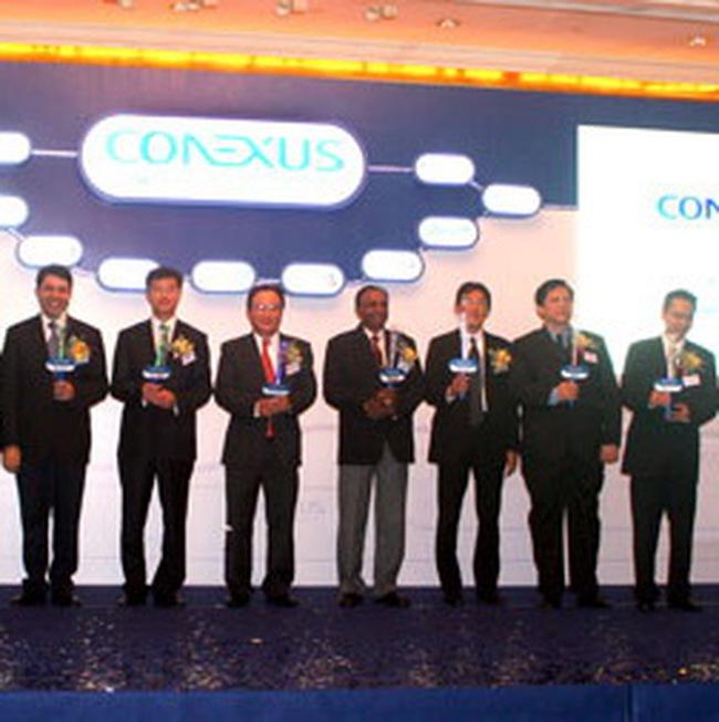 Mạng di động đầu tiên của Việt Nam tham gia Conexus