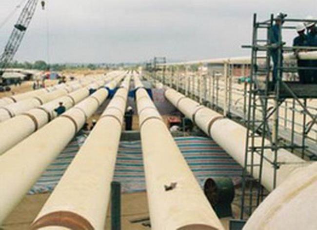 PVX và PVS tham gia Dự án Đường ống dẫn khí Lô B-Ô Môn