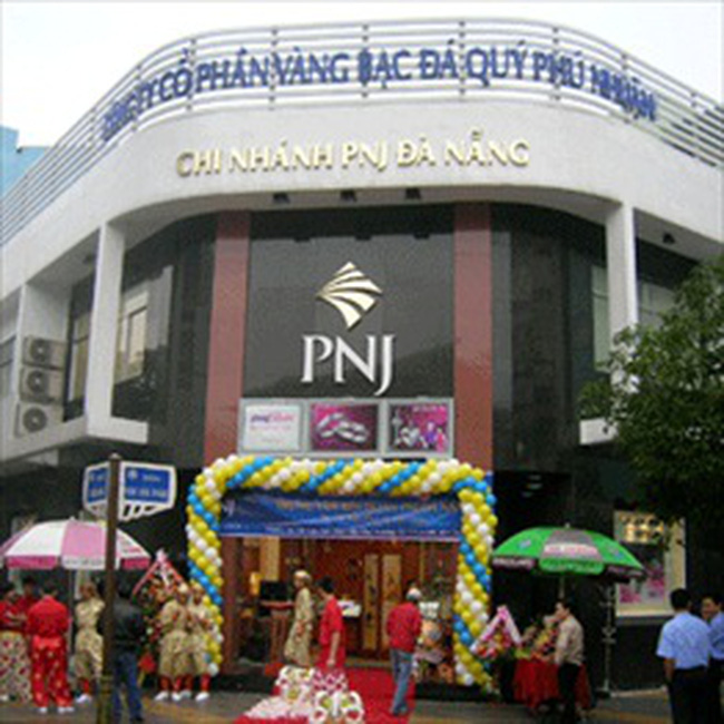 PNJ tạm ứng cổ tức đợt 2 năm 2009 tỷ lệ 10%