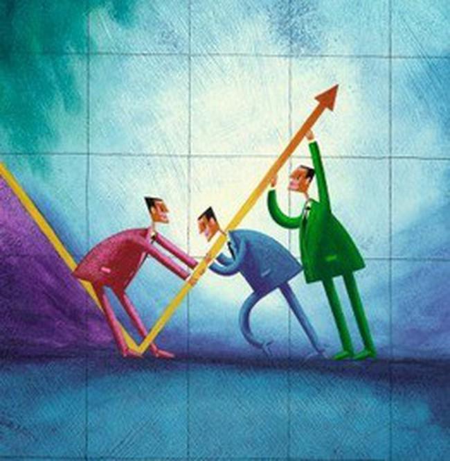 Thanh khoản tăng trở lại, VN-Index vượt ngưỡng 560 điểm