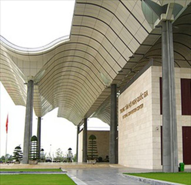 Được xây biệt thự trong khuôn viên Trung tâm Hội nghị Quốc gia