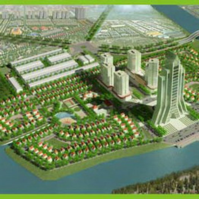 HLG: Chính thức kinh doanh Khu biệt thự nhà vườn An Thạnh