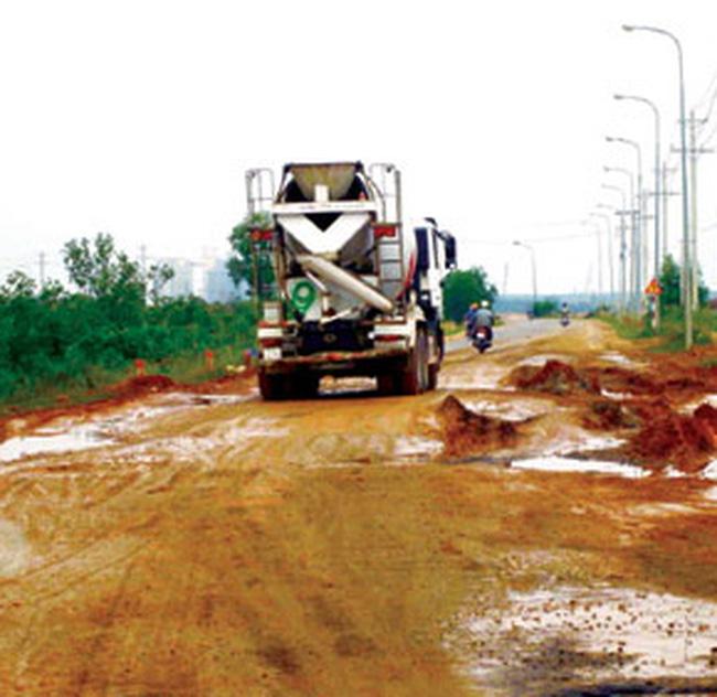 2 tháng cuối năm 2009: Khởi công nhiều dự án giao thông lớn
