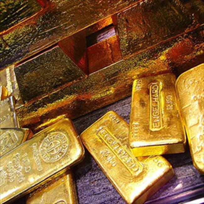Vàng trong nước tăng 100 nghìn đồng/lượng lên 28,60 triệu đồng/lượng